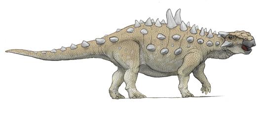 ジェジアンゴサウルス(Zhejiangosaurus )・川崎悟司イラスト集